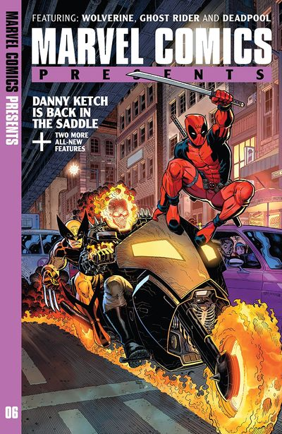 Marvel Comics Presents #6 (2019)