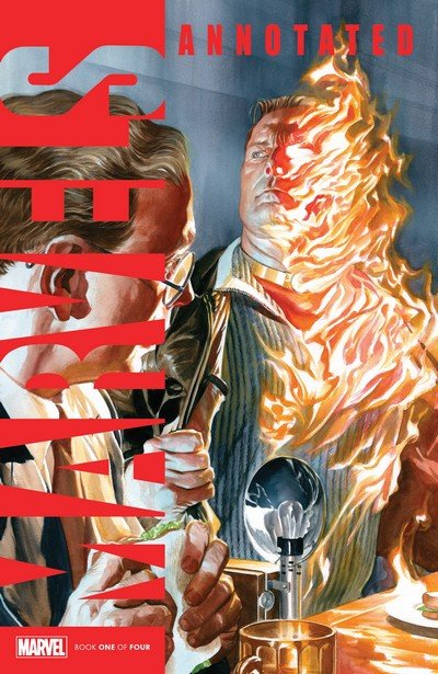 Marvels Annotated #1 – 4 (2019)