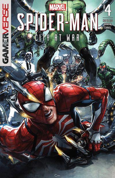 Marvel's Spider-Man – City At War #4 (2019)