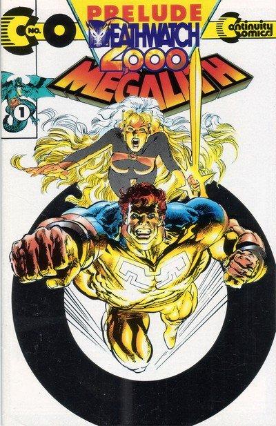 Megalith Vol. 2 #0 – 7 (1993-1994)