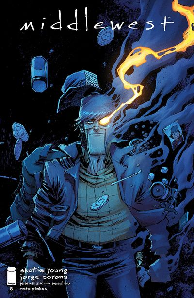 Middlewest #8 (2019)