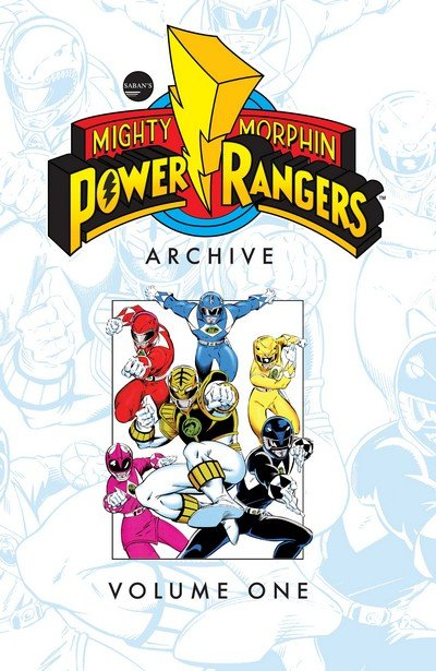 Mighty Morphin Power Rangers Archive Vol. 1 – 2 (2018-2019)