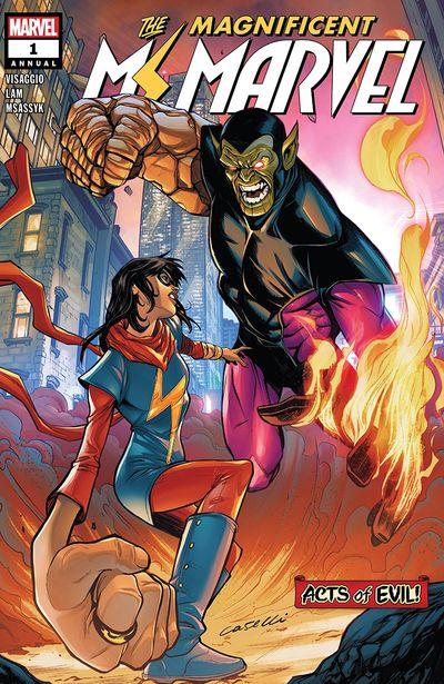 Ms. Marvel Annual #1 (2019)