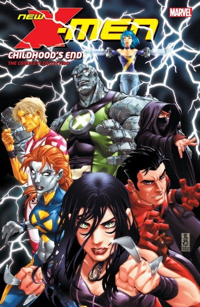 New X-Men – Childhood's End – The Complete Collection (2019)