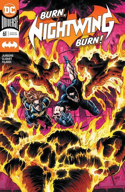Nightwing #61 (2019)