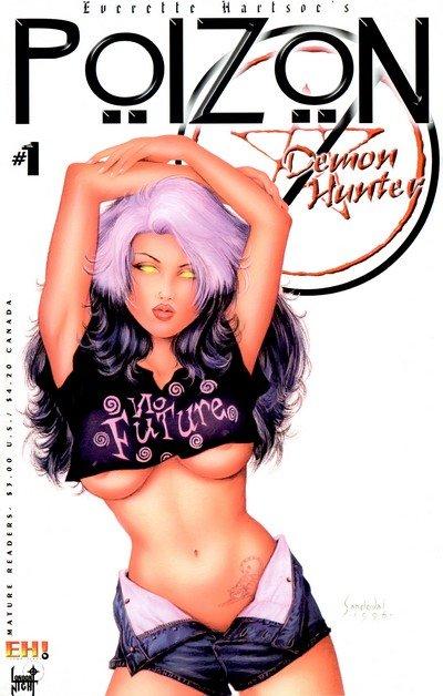 Poizon – Demon Hunter #1 – 4 (1998)