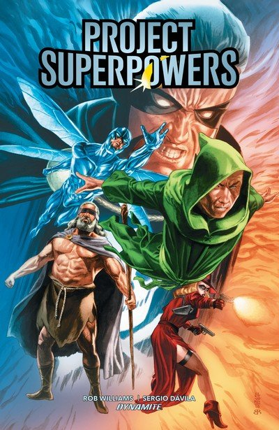 Project Superpowers Vol. 1 – Evolution (TPB) (2019)