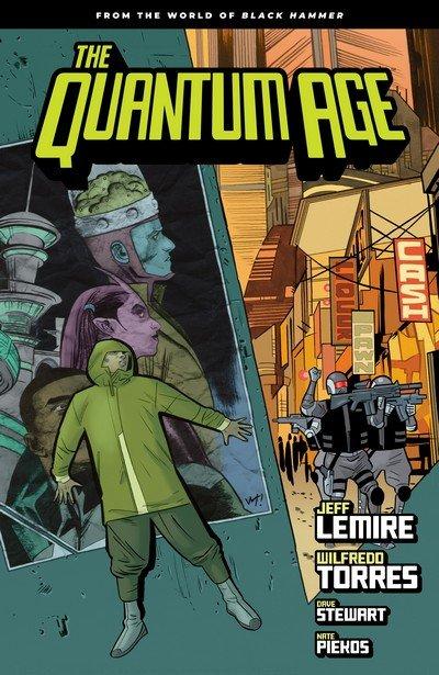 Quantum Age Vol. 1 (TPB) (2019)