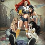 Red Sonja And Vampirella Meet Betty And Veronica #2 (2019)