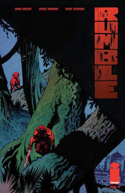 Rumble #13 (2019)