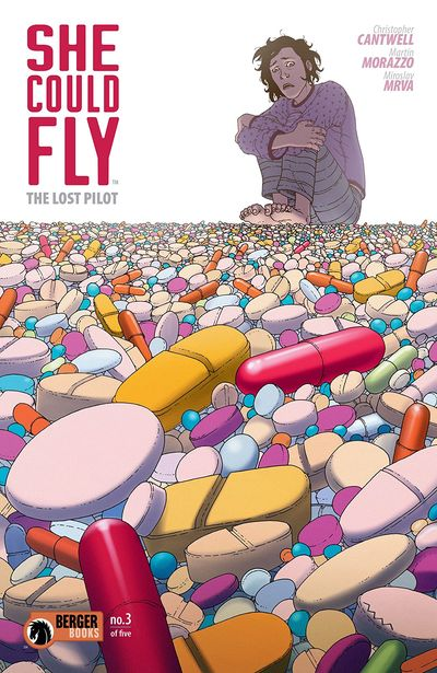 She Could Fly – The Lost Pilot #3 (2019)