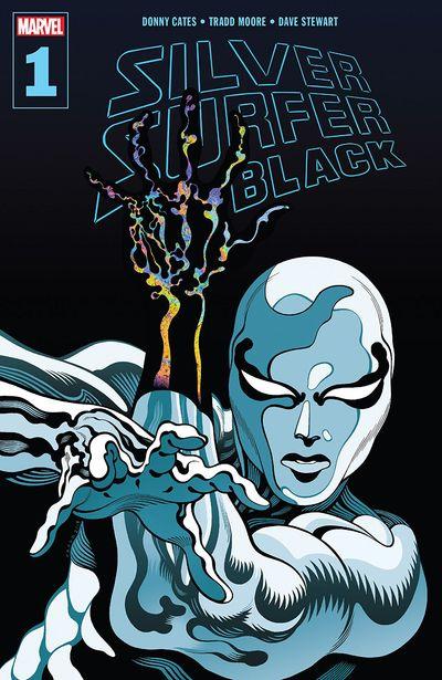 Silver Surfer – Black #1 – 5 + Director's Cut (2019)