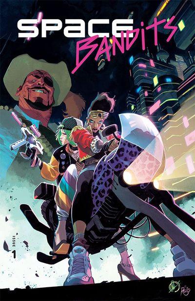 Space Bandits #1 (2019)