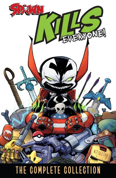 Spawn Kills Everyone – The Complete Collection (TPB) (2019)