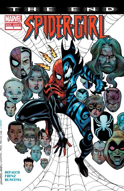 Spider-Girl – The End #1 (2010)