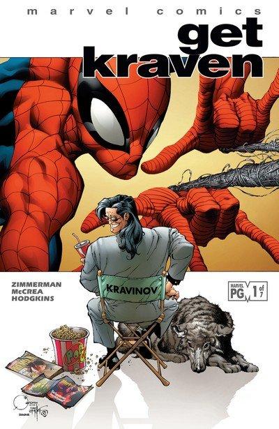 Spider-Man – Get Kraven #1 – 6 (2002-2003)