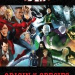 Spider-Man – Origin of the Species (TPB) (2011)