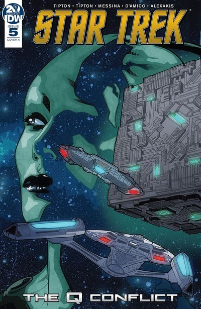 Star Trek – The Q Conflict #5 (2019)