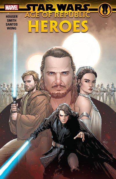 Star Wars – Age Of Republic – Heroes (TPB) (2019)