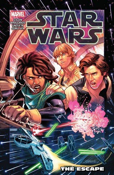 Star Wars Vol. 10 – The Escape (TPB) (2019)