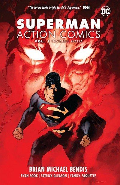 Superman – Action Comics Vol. 1 – Invisible Mafia (TPB) (2019)