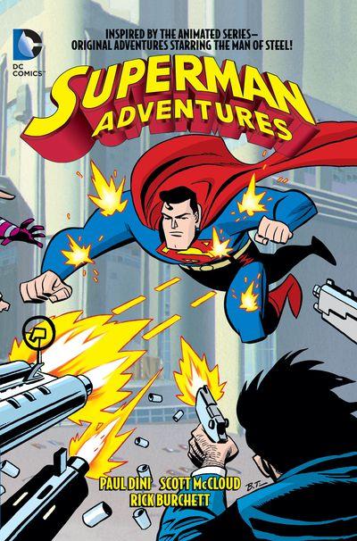 Superman Adventures Vol. 1 – 4 (TPB) (2015-2017)