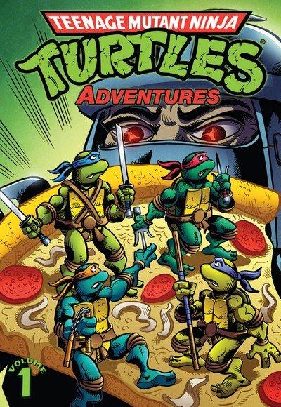 Teenage Mutant Ninja Turtles Adventures Vol. 1 – 16 (2012-2018)