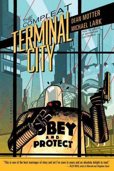 The Compleat Terminal City (2012)