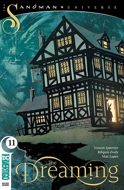 The Dreaming #11 (2019)