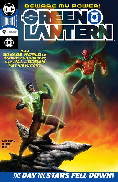 The Green Lantern #9 (2019)