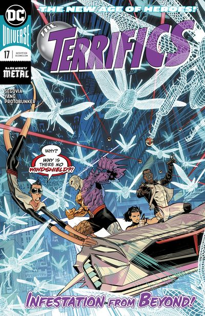 The Terrifics #17 (2019)