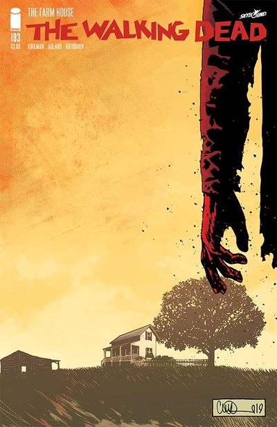 The Walking Dead #193 (2019)