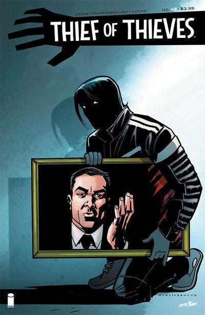 Thief Of Thieves #43 (2019)