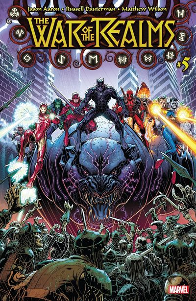 War Of The Realms #5 (2019)