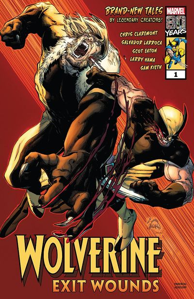 Wolverine – Exit Wounds #1 (2019)