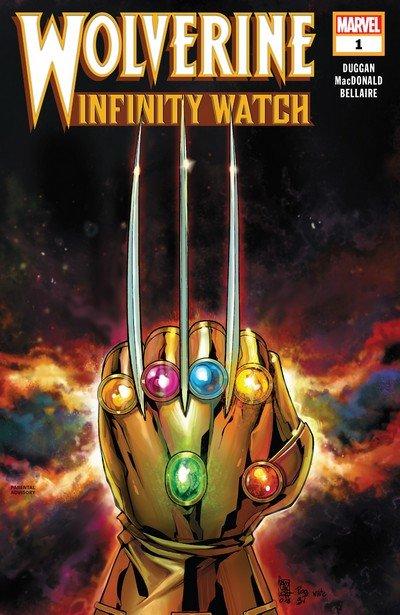 Wolverine – Infinity Watch #1 – 5 (2019)
