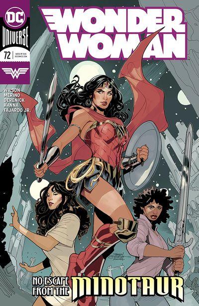 Wonder Woman #72 (2019)