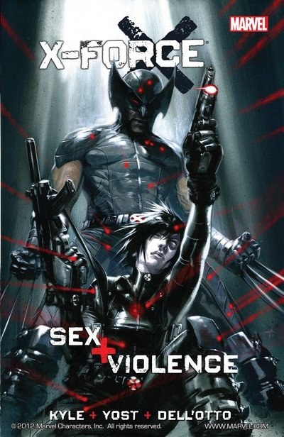 X-Force – Sex and Violence (TPB) (2011)