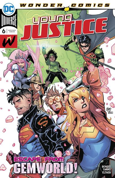 Young Justice #6 (2019)