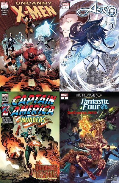 2019.07.03 Marvel Week+