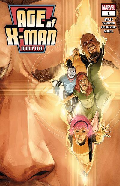 Age Of X-Man Omega #1 (2019)