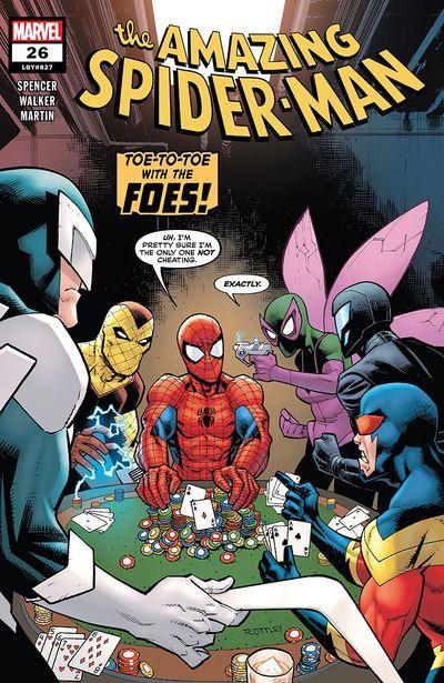 Amazing Spider-Man #26 (2019)