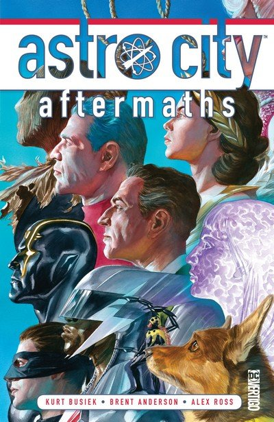 Astro City Vol. 17 – Aftermaths (TPB) (2019)