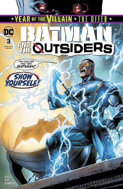 Batman And The Outsiders #3 (2019)