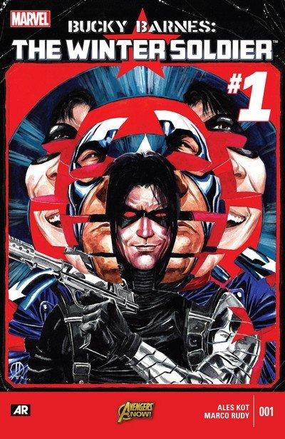 Bucky Barnes – The Winter Soldier #1 – 11 (2014-2015)