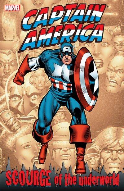 Captain America – Scourge of the Underworld (TPB) (2011)