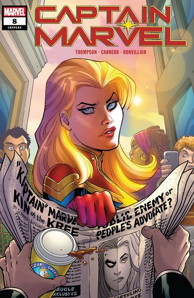 Captain Marvel #8 (2019)