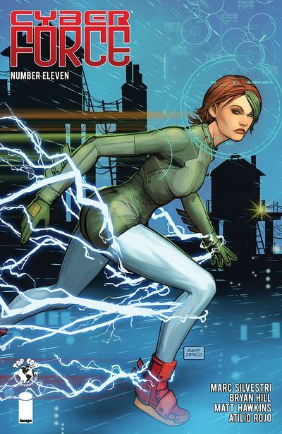 Cyber Force #11 (2019)