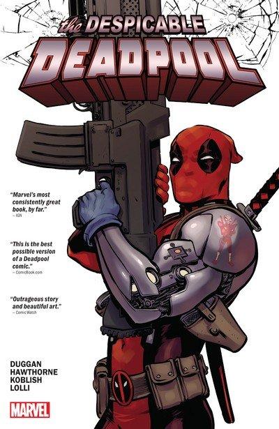 Despicable Deadpool (TPB) (2019)
