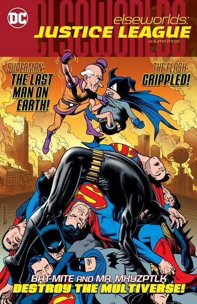 Elseworlds – Justice League Vol. 3 (TPB) (2019)